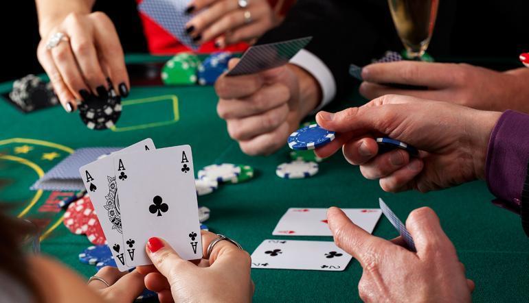 Porcentagem de sorte no poker gambling in scripture